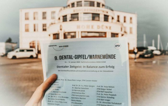 Dental-Gipfel